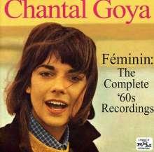 Chantal Goya: Feminin: The Complete '60s Recordings, CD