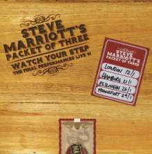 Steve Marriott: Watch Your Step: Live '91, 4 CDs