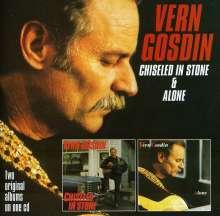 Vern Gosdin: Chiseled In Stone/Alone, CD
