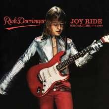 Rick Derringer: Joy Ride: Solo Albums 1973 - 1980, 4 CDs
