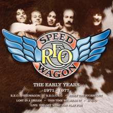 REO Speedwagon: The Early Years 1971 - 1977, 8 CDs