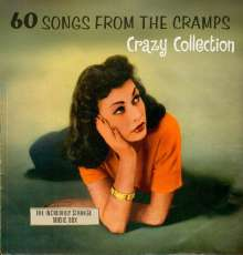 60 Songs From The Cramps' Crazy Collection, 2 CDs