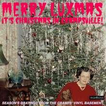Merry Luxmas: It's Christmas In Crampsville!, CD