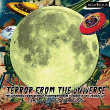 Terror From The Universe, CD