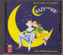 George & Ira Gershwin: Crazy For You, CD