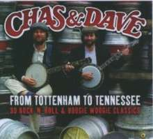 Chas & Dave: From Tottenham To Tennessee, 2 CDs