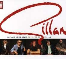 Gillan: Unchain Your Brain:Best, 2 CDs
