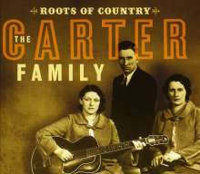 The Carter Family: Roots Of Country, 2 CDs