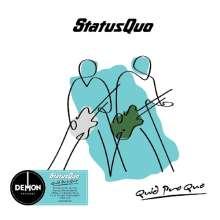 Status Quo: Quid Pro Quo (180g) (Limited Deluxe Edition) (White Vinyl), 2 LPs