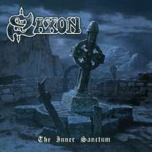 Saxon: The Inner Sanctum (180g) (Limited Edition) (Blue Vinyl), LP