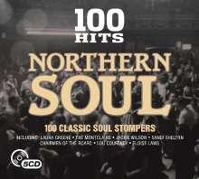 100 Hits: Northern Soul, 5 CDs
