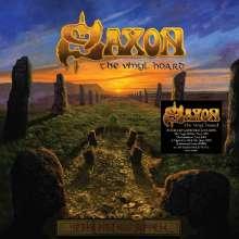 Saxon: The Vinyl Hoard (180g) (Limited Edition Box Set) (Gold Vinyl), 8 LPs