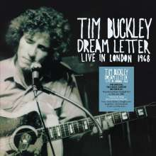Tim Buckley: Dream Letter - Live In London 1968, 3 LPs