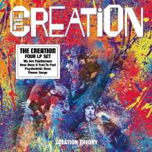The Creation: Creation Theory, 4 LPs