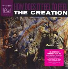 The Creation: How Does It Feel To Feel (180g) (Yellow Vinyl), LP