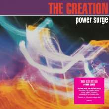 The Creation: Power Surge (180g) (Orange Vinyl), LP
