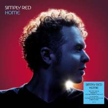 Simply Red: Home (180g) (Red Vinyl), LP