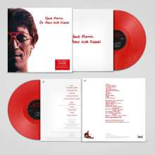 Hank Marvin: All Alone With Friends (180g) (Red Vinyl), LP