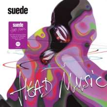 Suede: Head Music (180g) (20th Anniversary Edition), 3 LPs