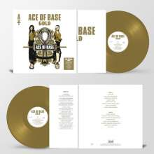 Ace Of Base: Gold (180g) (Gold Vinyl), LP