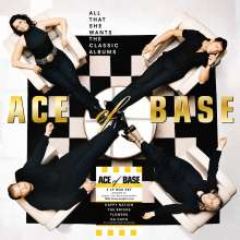 Ace Of Base: All That She Wants: The Classic Collection (180g) (Green/Red/Blue/Yellow Vinyl), 4 LPs