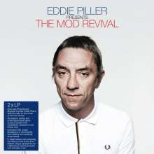 Eddie Piller Presents The Mod Revival (Red & Blue Vinyl), 2 LPs