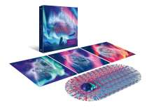 Philip Pullman: His Dark Materials (180g) (Daemonic Dustburst Splatter Vinyl), 9 LPs
