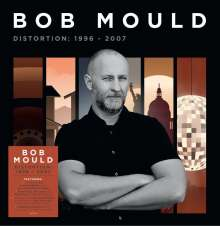 Bob Mould: Distortion: 1996 - 2007 (Limited Edition) (Clear Vinyl W/ Splatter Effects), 9 LPs