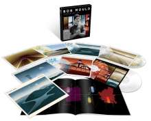 Bob Mould: Distortion: 2008 - 2019 (Limited Edition) (Splatter Effect Vinyl) (+ handsigniertem Print) (in Deutschland exklusiv für jpc!), 7 LPs