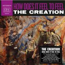 The Creation: How Does It Feel (Clear Vinyl), LP
