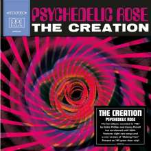 The Creation: Psychedelic Rose (Clear Vinyl), LP