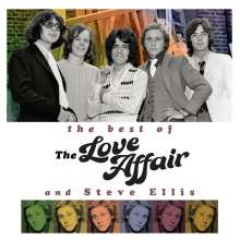 The Love Affair: The Best Of The Love Affair And Steve Ellis (180g) (Gold Vinyl), LP