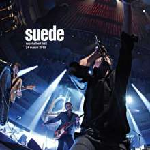 Suede: Royal Albert Hall, 24 March 2010 (180g) (Clear Vinyl), 3 LPs