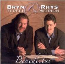 Bryn Terfel & Rhys Meirion - Benedictus, CD