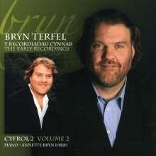 Bryn Terfel - Cyfrol Vol.2, CD