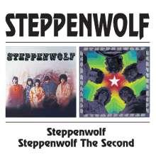 Steppenwolf: Steppenwolf / Steppenwolf II, 2 CDs