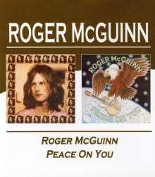 Roger McGuinn: Roger McGuinn / Peace On You, CD