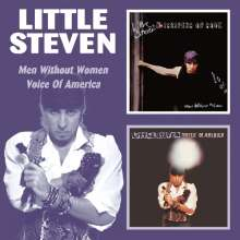 Little Steven (Steven Van Zandt): Men Without Women / Voice Of America, 2 CDs