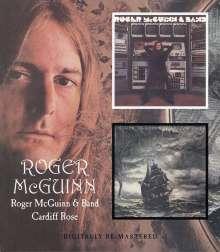 Roger McGuinn: Roger McGuinn & Band / Cardiff Rose, CD
