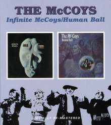 The McCoys: Infinite McCoys / Human Ball, 2 CDs