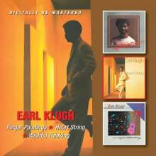 Earl Klugh (geb. 1954): Finger Paintings / Heart String / Wishful Thinking, 2 CDs