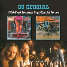 38 Special: Wild-Eyed Southern Boys / Special Forces, CD