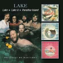 Lake (Pop): Lake / Lake II / Paradise Island, 2 CDs