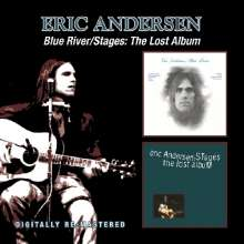 Eric Andersen: Blue River/Stages: The Lost Album, 2 CDs