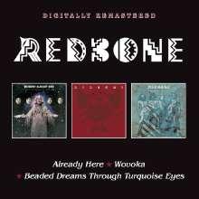 Redbone: Already Here / Wovoka / Beaded Dreams Through Turquoise Eyes, 2 CDs