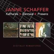 Janne Schaffer: Katharsis / Earmeal / Presens, 2 CDs