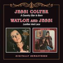 A Country Star Is Born / Leather And Lace, CD