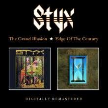 Styx: Grand Illusion / Edge Of The Century, 2 CDs