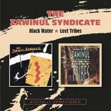 Joe Zawinul (1932-2007): Black Water / Lost Tribes, 2 CDs