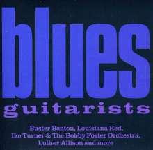 Blues Guitarists: Buster Benton*Louisiana Red*Ike Turner, CD